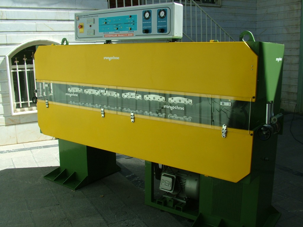 Line equipment and tools « Product category « IranTechnique ...